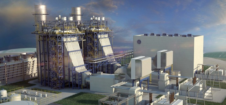 Power Plants equipment.