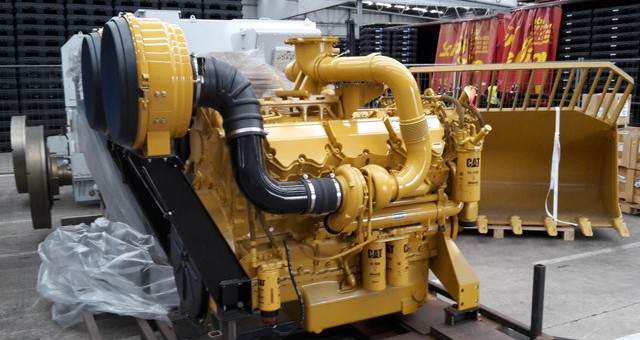 CAT C32 Genset Engine