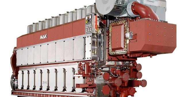 MaK engines