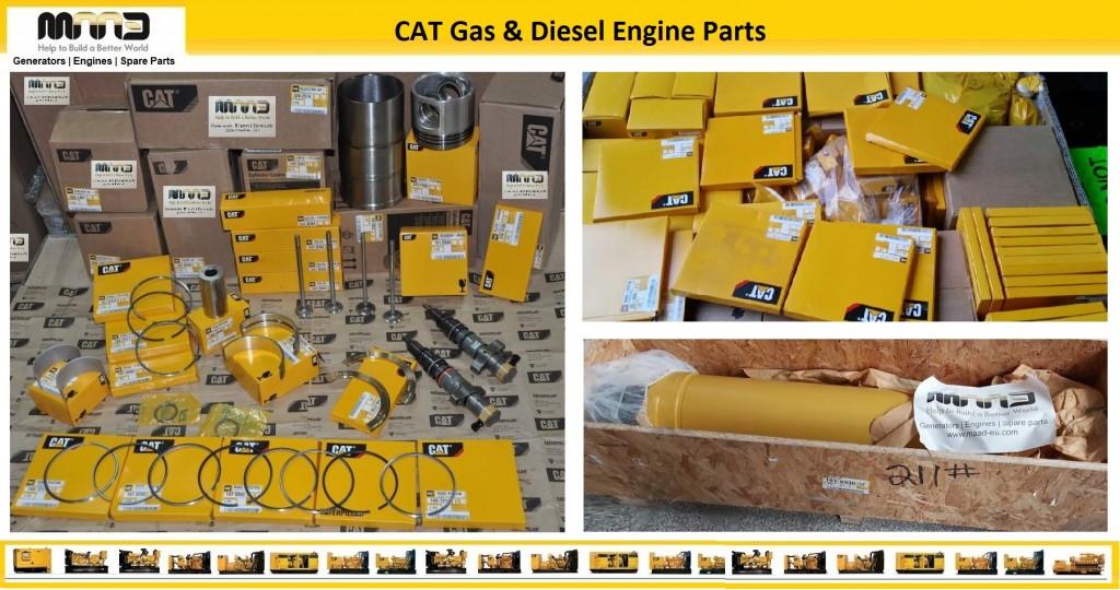 CAT Gas & Diesel Engine Parts
