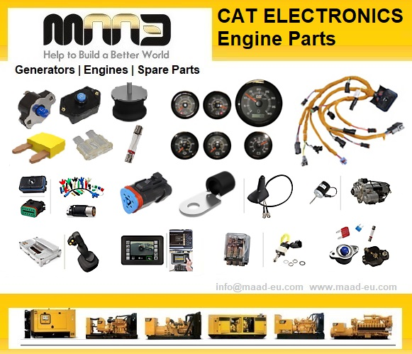 CAT GenSet ELECTRONICS Spear Parts