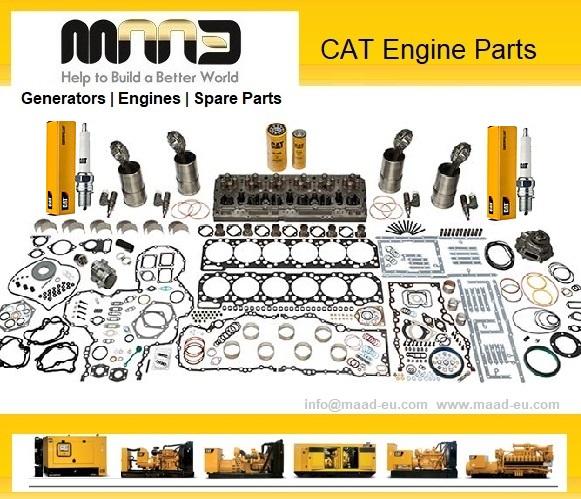 CAT GenSet Spear Parts4