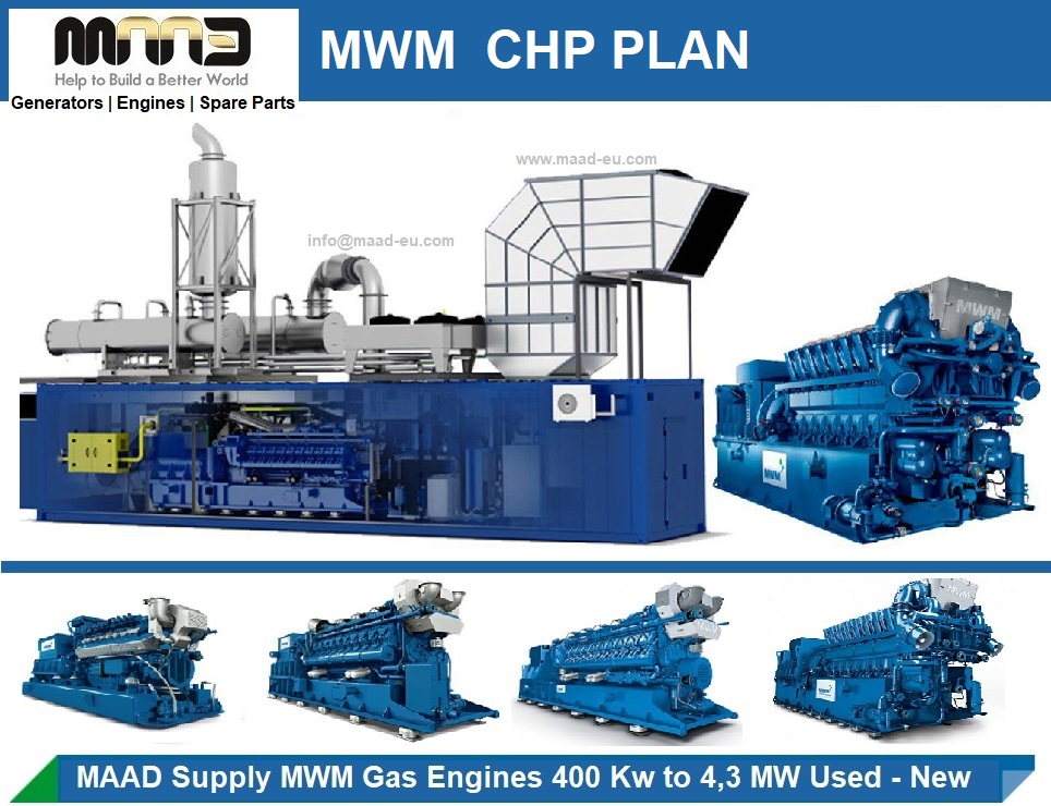 MWM CHP Plan