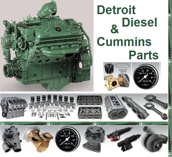 Detroit Diesel & Cummins Parts