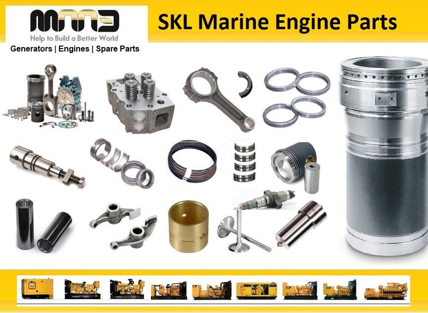 SKL Marine Engine Parts